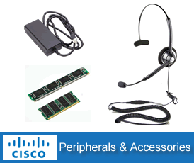 CISCO Peripherals and Accessories
