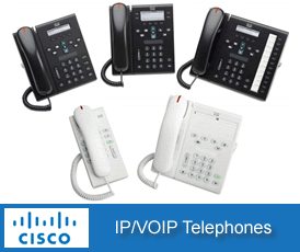 IP - VOIP Telephones