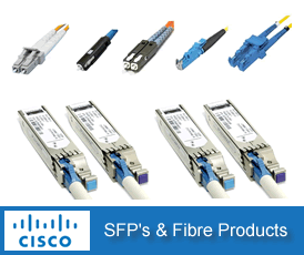 CISCO SFPS's and Fibre Products